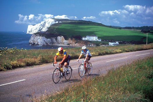 cycling isle of wight