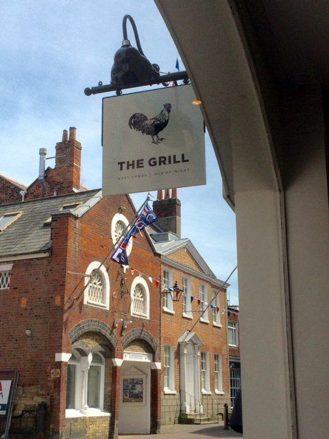 grill cowes